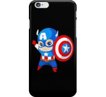 Funny Captain A. iPhone Case/Skin