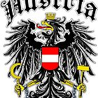Austria Coat of Arms by ukedward