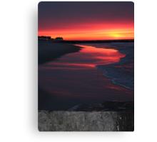Sunrise LBNY 3-1-15 Breathless Canvas Print