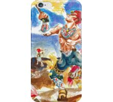 Gerudo Festival and Guests iPhone Case/Skin