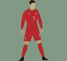 Cristiano Ronaldo (not for sale) by alpacat
