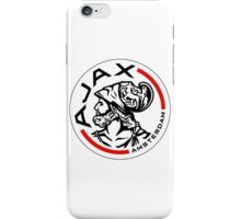 ajax amsterdam iPhone Case/Skin