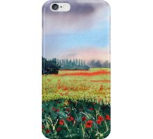 """Forty Acres Farm"" iPhone Case/Skin"