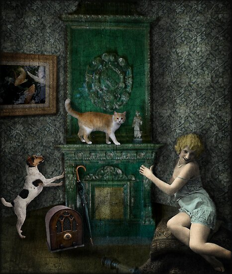 The Music Lesson by Lydia Marano