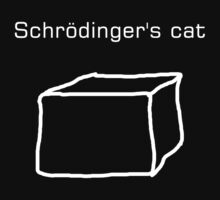 Schrödinger's cat by MuscularTeeth