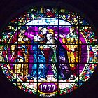 Stained Glass Story by phil decocco