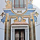 Cordoban Window And Door Art by phil decocco
