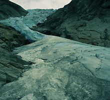 Jostedalsbreen by Ronny Theeuwes