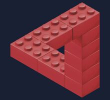 Escher Toy Bricks by chwatson