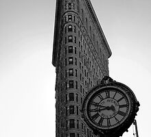 Flatiron Building by Mark Wilson