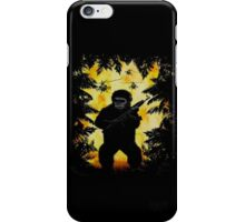 The Last Ape iPhone Case/Skin