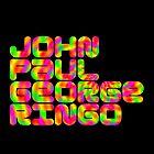 John Paul George Ringo by walker12to88