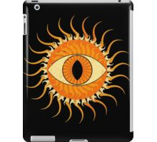 All-seeing sun #2 iPad Case/Skin
