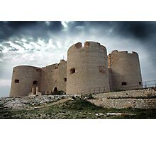 CHATEAU D'IF, MARSEILLE, FRANCE Photographic Print