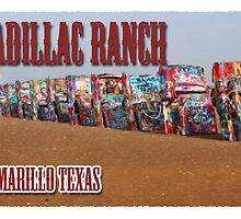 Cadillac Ranch by Prussia