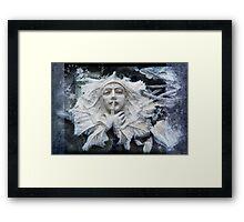 Nos Da Cariad Framed Print