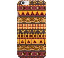 African eye iPhone Case/Skin