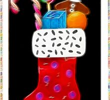 Christmas Stocking by noffi