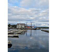Harbor View Photographic Print