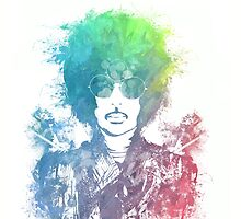 Prince Rogers Nelson - Art Official Age by JBJart