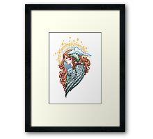 Earth Angel  Framed Print