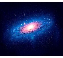 distant Galaxy Photographic Print