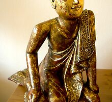 Disciple of the Buddha I - 1 by steppeland