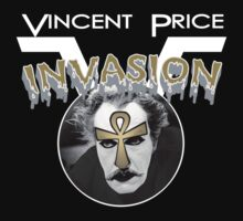 Vincent Price Invasion by ChungThing