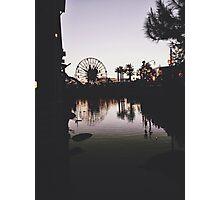 Disney's Califorina Adventure Park  Photographic Print