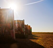 Cadillac Ranch by Andie  Smith