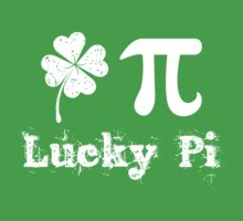 Celebrate St Patricks Day and Pi Day by designbymike