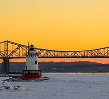 Tarrytown Glow by Dennis Maida