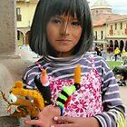 Una flor de Cusco by Alessandro Pinto