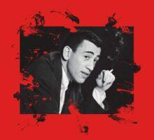 J.D. Salinger by 4getsundaydrvs