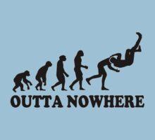 Evolution Outta Nowhere by Tigrex