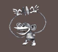 Monkey Symbols 2 by greg orfanos