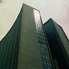 Big City Skyline........the pastel set  #one by Juilee  Pryor