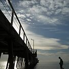 Henley Jetty by Ben Loveday