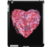 Wild and Unruly - Abstract Heart II - Pink iPad Case/Skin