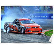 Oran Park Raceway #1 Poster