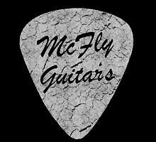 McFly Guitar's by AllMadDesigns