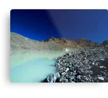 Arsine lake Metal Print