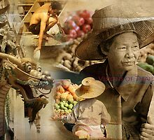 Visions of Thailand Series 6 by Amanda White
