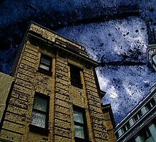 Dark Days In the City by reflector