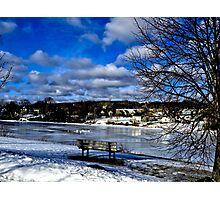 Winter Beauty Photographic Print