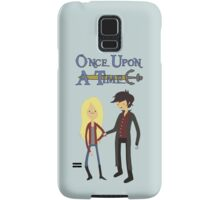 Once Upon An Adventure Time Samsung Galaxy Case/Skin