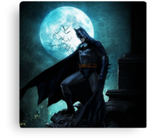 Batman Gotham Knight Canvas Print
