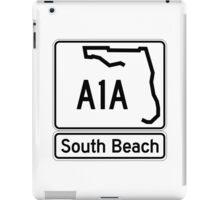 A1A - South Beach iPad Case/Skin