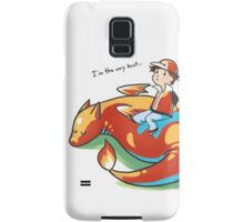 Like no one ever was Samsung Galaxy Case/Skin