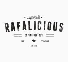 Rafalicious Kids Clothes